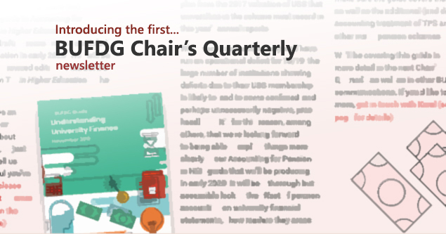 Download the new Chair's Quarterly newsletter!
